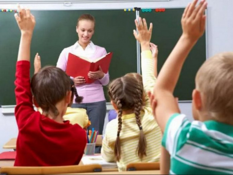 Учительница спросила ученицу…