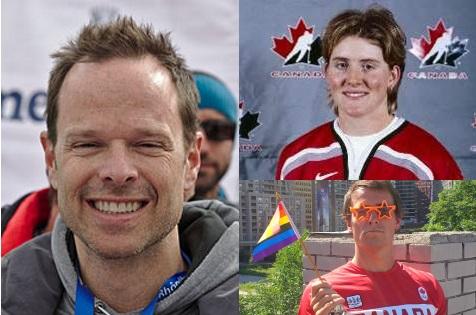 Канадские спортсмены раскрит…
