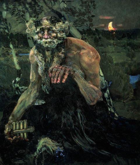 Cимволические полотна россия…