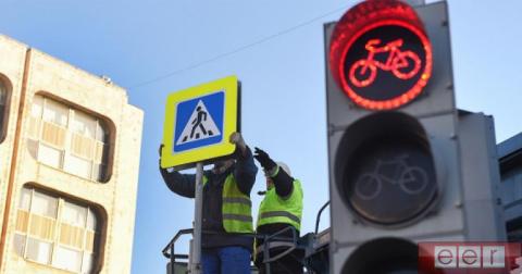 Новые дорожные знаки появятс…