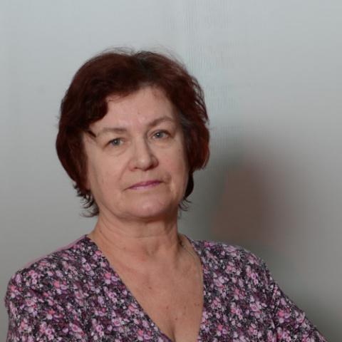 Надежда Киселёва (Хитрова) (Хитрова)