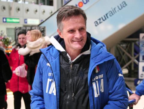 Тренер Италии: «Сборная Укра…