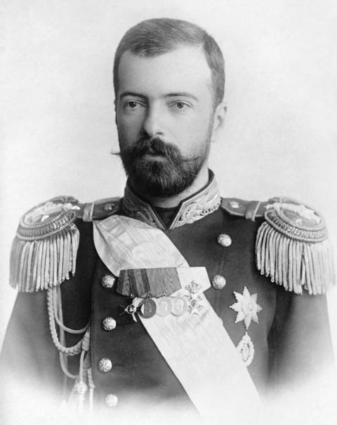 Почему великий князь Романов…