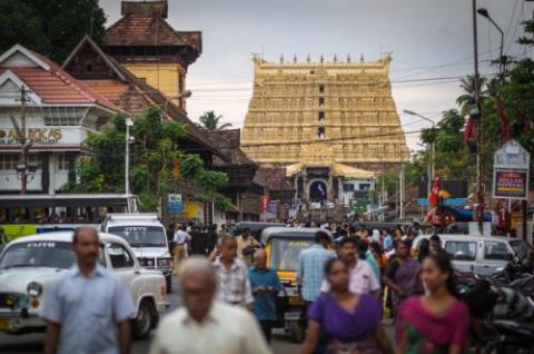 Богатейший храм в мире наход…