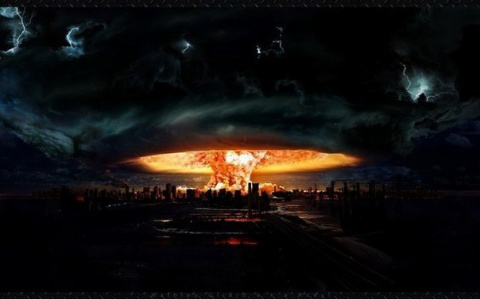 Взрыв атомной бомбы в Москве…