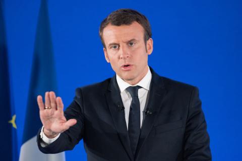 Макрон торопится закрыть украинский вопрос