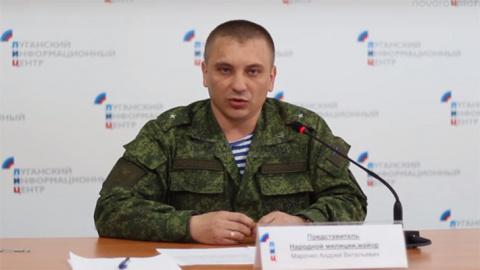 ЛНР: украинские националисты захватывают жилые дома у местного населения