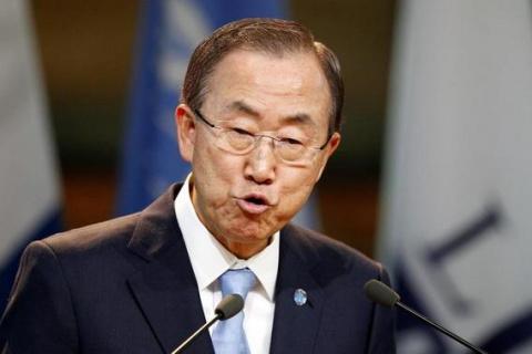 Пан Ги Мун: действия Асада п…