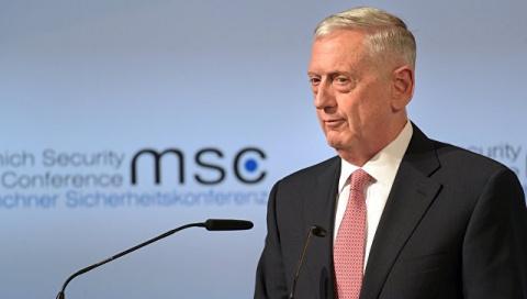 Пентагон пообещал сбивать се…
