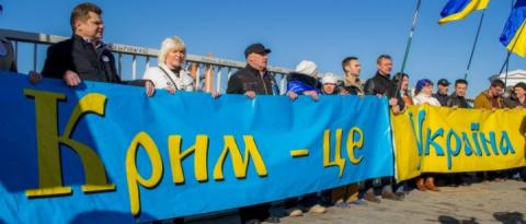 Хроники маразма: «Насильно переселенные коммунистами украинцы спасли Крым от катастрофы»