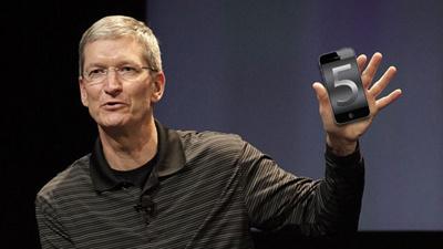 Forbes: Apple начала подыски…
