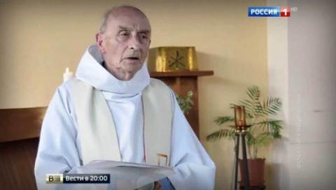 Убийство в церкви: во Франци…