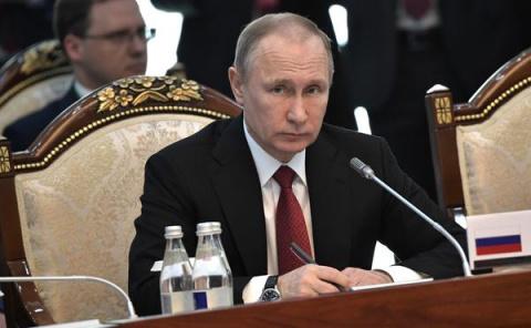 Путин наступил на «больную м…