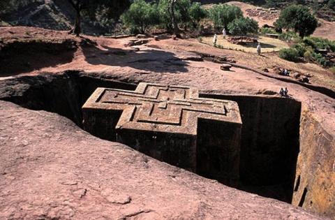 Потрясающие подземные храмы, расположенные в разных уголках мира