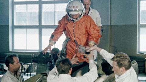 10 опасных ситуаций Гагарина: как первому космонавту везло в полете