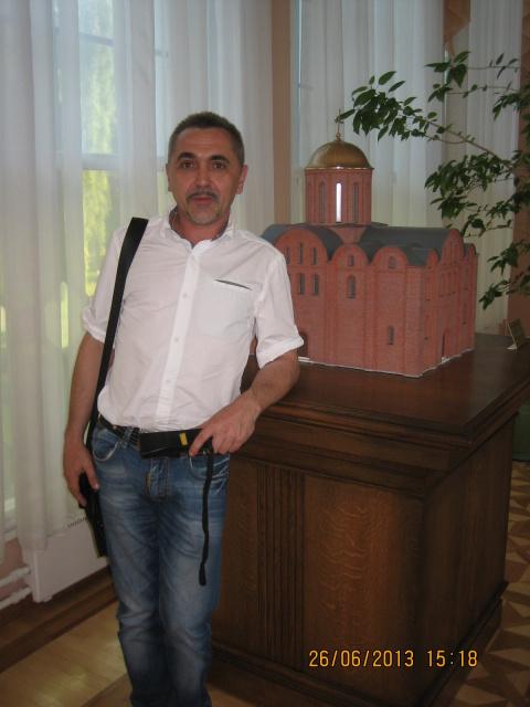 Игорь Овчинников