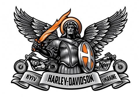 Harley-Davidson добавили Киевской Руси