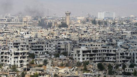 Контактная группа  по урегулированию в Сирии может увеличиться