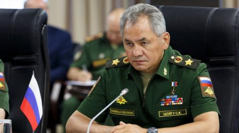 Шойгу призвал Запад к разделению оппозиции и террористов