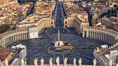 Ватикан проведет католически…