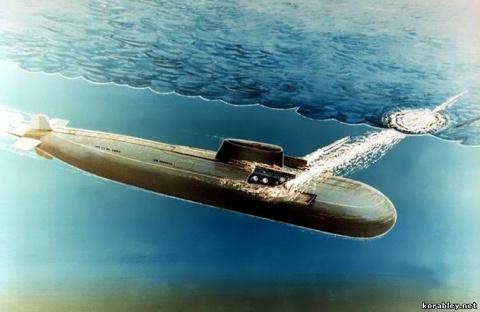 """Американские субмарины """"шара…"""