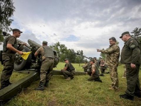 Украинской армии не поможет даже американское летальное оружие