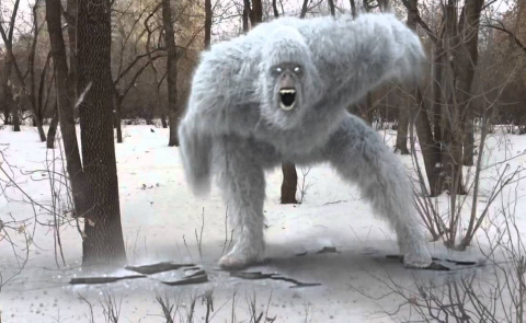 Снежный человек: пугающая реальность или глупый розыгрыш