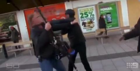 Шведские журналисты хотели сделать сюжет про миролюбивых и благодарных беженцев… Но были ими избиты (видео)