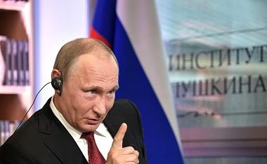 Интервью Владимира Путина французской газете Le Figaro