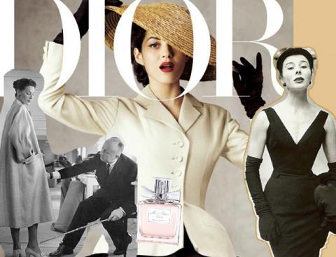 Merci, Dior — что сделал для женщин Кристиан Диор