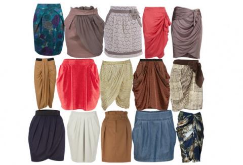 37 способов сшить юбку. Юбка…