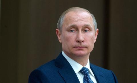 Time: Путину в мире доверяют больше, чем Трампу