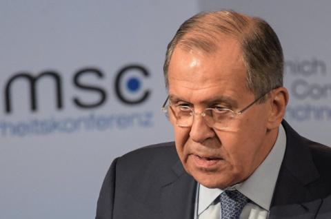 Лавров: Россия не отменит са…