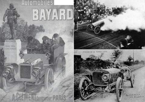 Лучшие автомобили автосалона в Женеве: экскурсия в прошлое