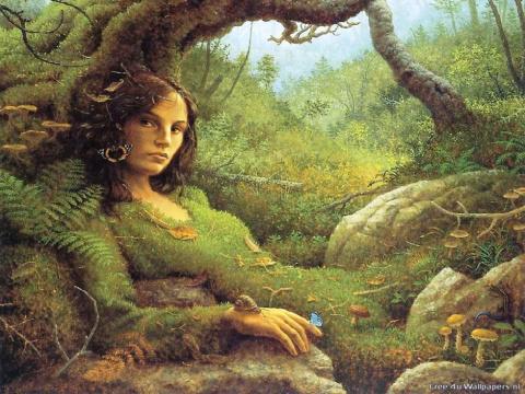 Демон Мара — злой дух или богиня?
