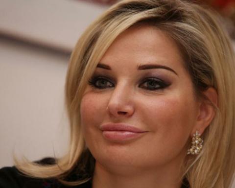 Актриса Селезнева: Максанова…