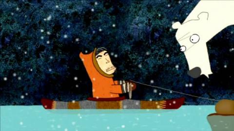 Детская песня — Эскимос