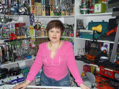 Антонина Мушинская