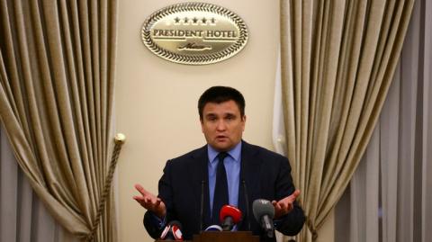 Климкин: «истинный патриот» Зозуля стал «фашистом» по вине России
