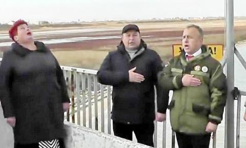 Мегазрада: Украинская вышка …