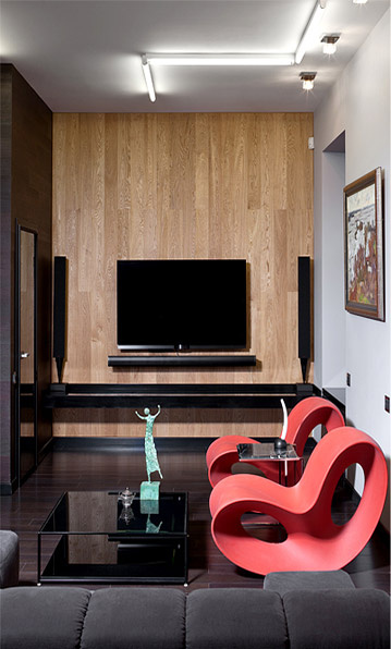 По ту сторону экрана: дизайн зоны ТВ