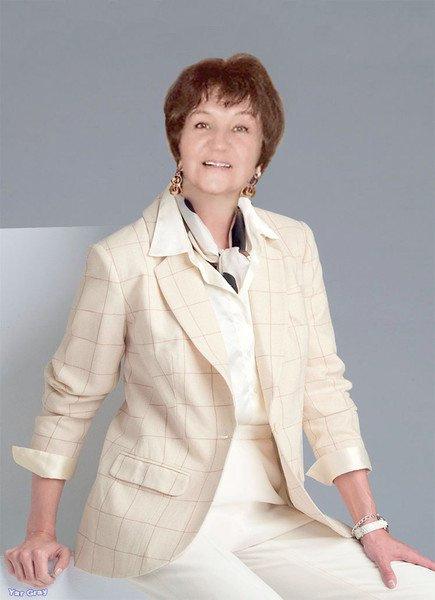 Людмила Шибакина (Варфоломеева)