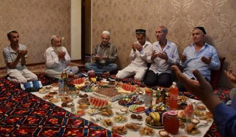 Таджикистан: Иди Рамазон— п…