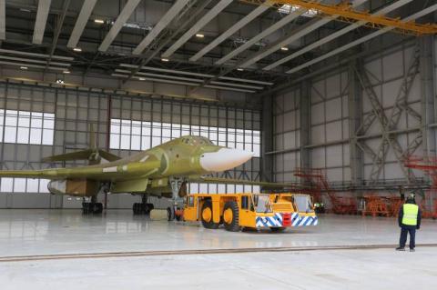 Ту-160М. Новый самолет и нов…