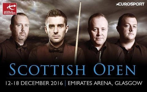 Scottish Open 2016. 1/4 финала