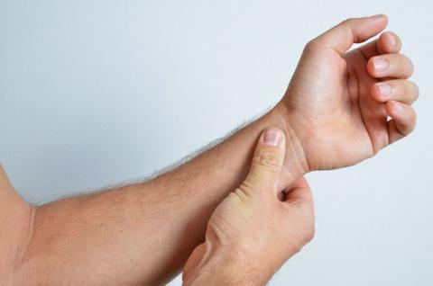 Руку – на пульс. О чём говор…