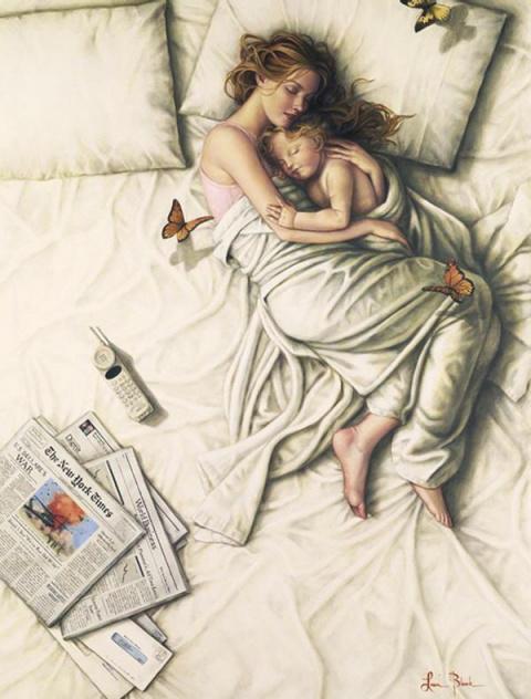 Психологические образы матерей...