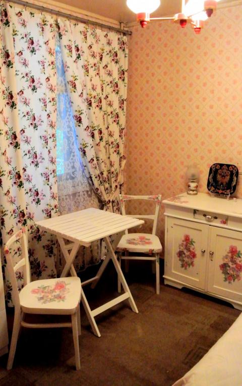 Дачная комнатка с новым декором