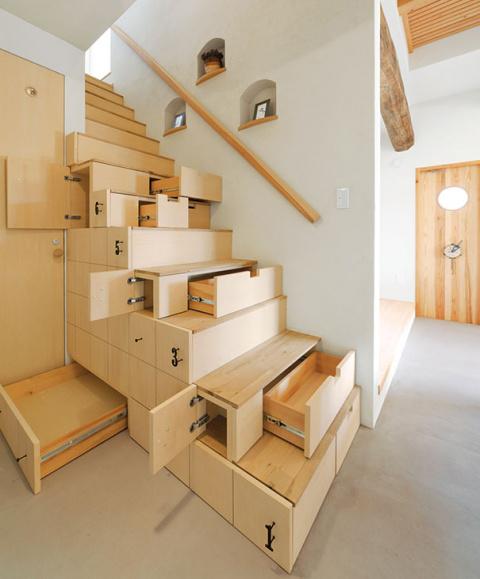 22 оригинальные лестницы: ка…