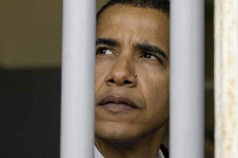Обаму — «на нары!»: американ…